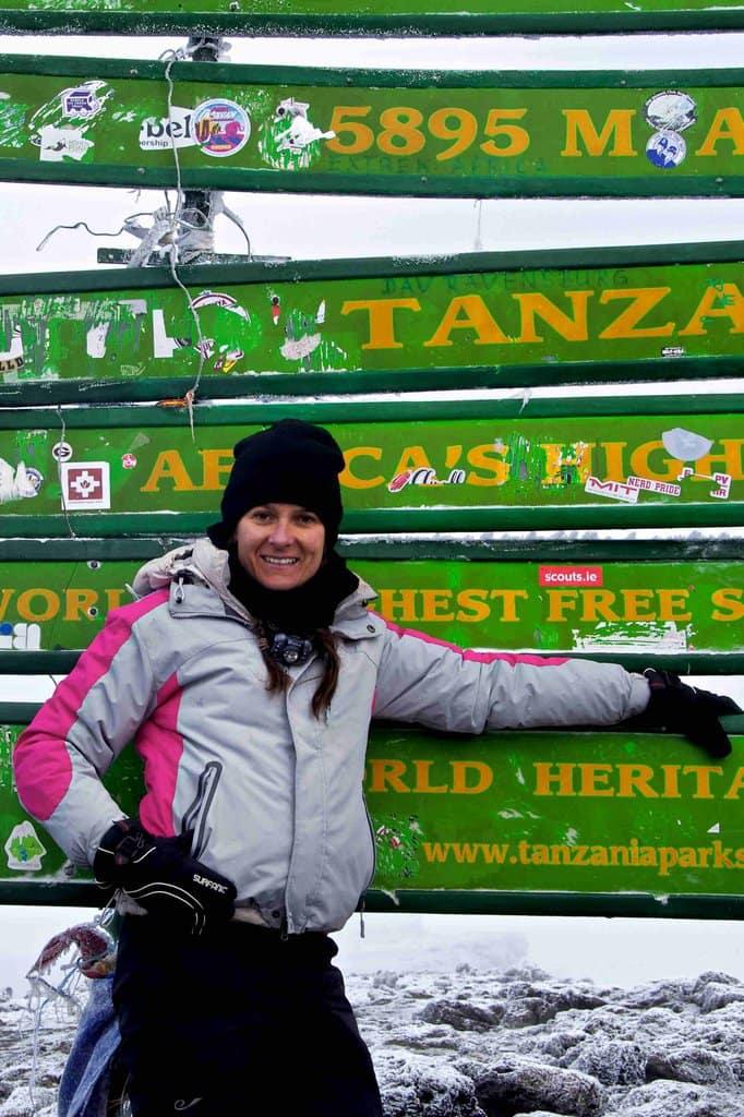Camille Johnson, Kilimanjaro Testimonials