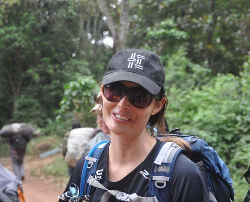 Emma Harrison learnt some mega life lessons heading to the summit of Mt Kilimanajro