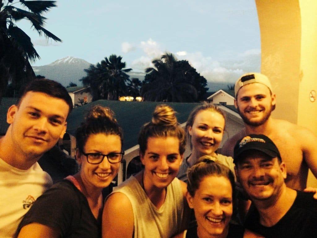 Charity Challenge - Kilimanjaro Photo Bomb