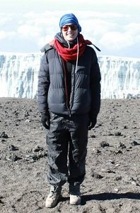 Kristen Forbes, Mt Kilimanjaro
