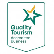 Australian Tourism Accredited Business logo
