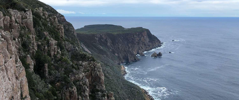 Cape Raoul on the Tasman Peninsula
