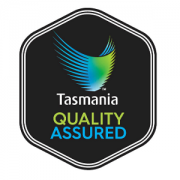 Tasmanian quality assured logo