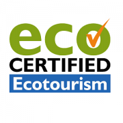 Peak Potential Adventures is Ecotourism Australian Certified and displays the ecotourism logo